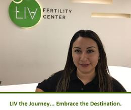 Anna Ramos, LIV Journey Coordinator