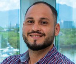 David Otoniel Urias Morales, Journey Coordinator