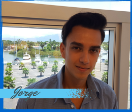 Jorge Lopez, Journey Coordinator