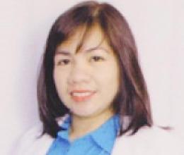 Gina Calabio     , Hygienist and Supervisor of Marikina Branch