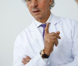 Dr Ahmed Barada, Professor of Ophthalmology
