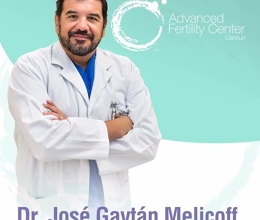 Dr. José Eligio Gaytán Melicoff, Chief Executive Officer/Medical Director - Assisted Reproduction Specialist