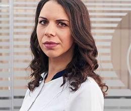 Dr. Diyana Milanov, Dentist