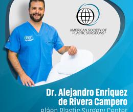 Dr. Alejandro Enriquez, Plastic Surgeon