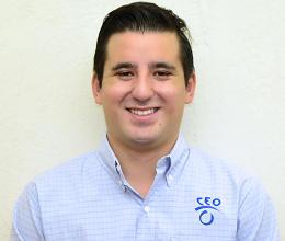 Luis Arturo Gonzalez Viera, International Patients Coordinator