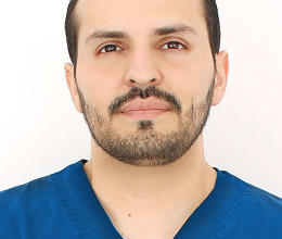 D.D.S. Guillermo Antonio Márquez Pérez, Doctor of Dental Surgery