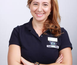 Dr. Andreea Lazea, Orthodontics