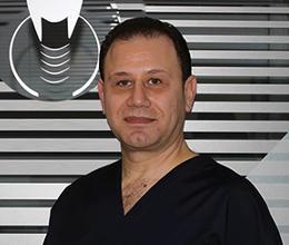 Dr. Hasan Sagir, Endodontist, Prosthetician
