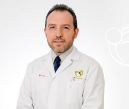 Dr. Daniel Sosa, Medical Director