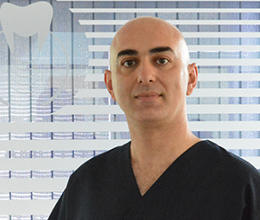 Dr. Haled Meli, Oral surgeon, Prosthetician