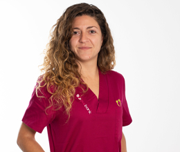 Cristina Gonzalez, Embryologist