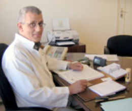 Dr. Aboufirass Abdellatif, Hair Transplant Surgeon