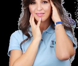 Cristina Geica-Muntean, Registered nurse