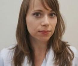 Ekaterina Kalinina, IVF Laboratory