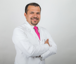 Dr. Edgar Medina Ramos, Fertility Specialist