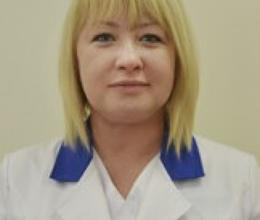 Larisa Kudryavzeva, MD, Gynecologist