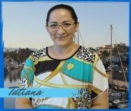 Tatiana Rosas, Program Assistant