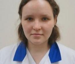Maria Troshina, IVF Laboratory