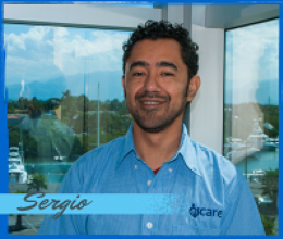 Sergio Gomez, Journey Coordinator