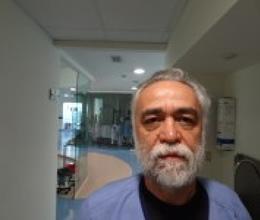Dr. Rene Orozco Torres, Anesthetiologist