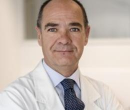 Dr. José Luis Caballero, Medical Director