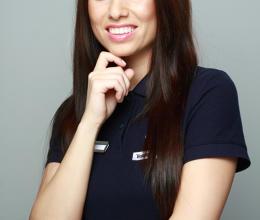 Dr. Felicia Ghinescu, Dentist