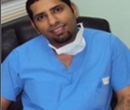 Dr. Mohd Harub Al Kharusi, Implants and Cosmetics Dentistry