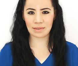 D.D.S. María del Rosario Solano Espinoza, Doctor of Dental Surgery