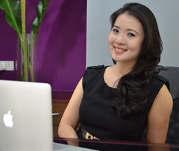 Ms. Kathleen Guerrero, Clinic Manager & Consultant – Manila Philippines
