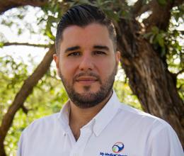 Andres Jurado, Founder/Managing Director