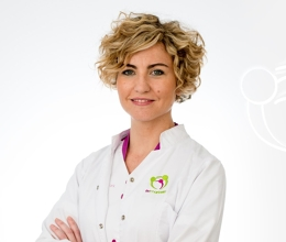 Ana Yus, Embryologist and Patient Coordinator