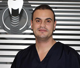 Dr. Munir Ondos, Oral surgeon, Prosthetician
