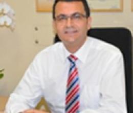 Dr. FARUK BENER, Manager of Embryo Lab.