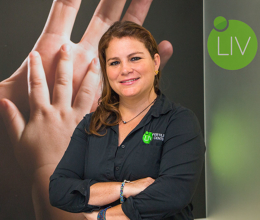 Gisel Soriano, LIV Patient Coordinator Manager