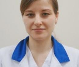 Irina Nikitina, IVF Laboratory