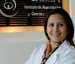 Dr. Mayra Wendolee De la Garza, Medical Director