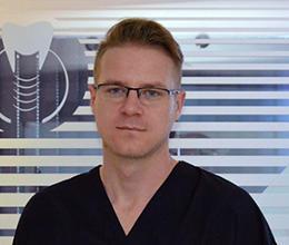 Dr. Ibrahim Byalev, Endodontist