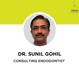 Dr Sunil Gohil, Consulting Endodontist