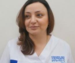 Sona Nshanyan, MD, PhD, Reproductive Endocrinologist