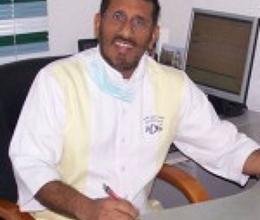 Dr. Mohd Harub Al Kharusi, Oral Surgeon