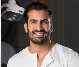 Dr. Ayman Abboud, Lead Dental Surgeon