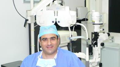 Dr Samir Farah - Eye Care Surgeon, Beirut, Lebanon
