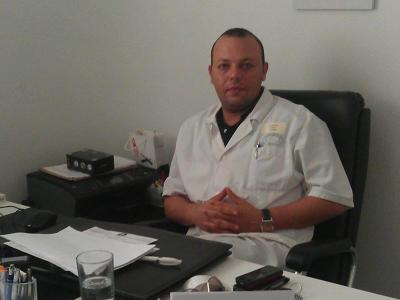 Dr. Mehdi Fezzani - Eye Care Clinic, Sousse, Tunisia
