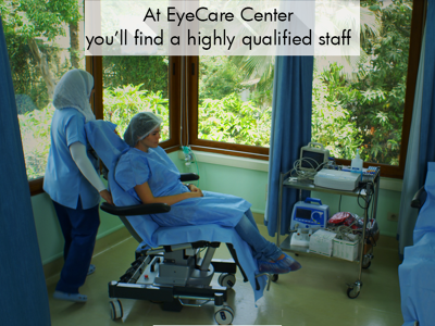EyeCare Center, Cairo, Egypt