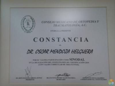 Oscar Mendoza Helguera MD, Guadalajara, Mexico