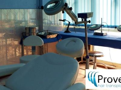 Provelus Hair Transplant Clinic, New Delhi, India