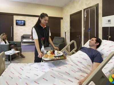 ROMOY Healthcare - Organ Transplant Unit, Istanbul, Turkey