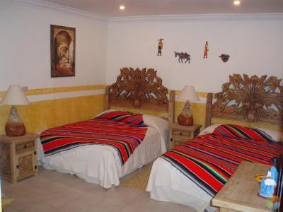 Double Room Hacienda Los Algodones