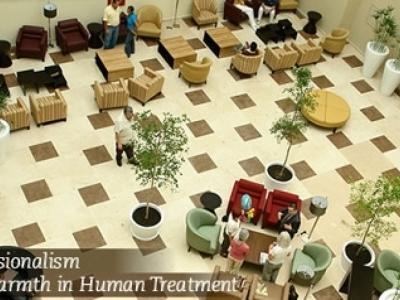 Hospital Entry Hall
