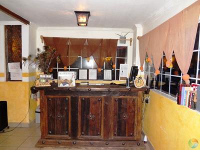 Front Desk Hacienda Los Algodones